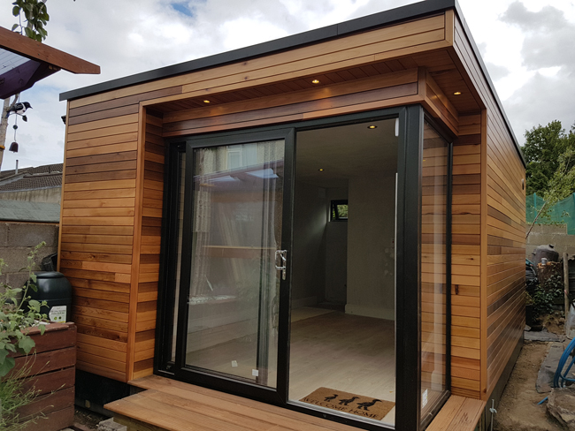 Garden rooms dublin