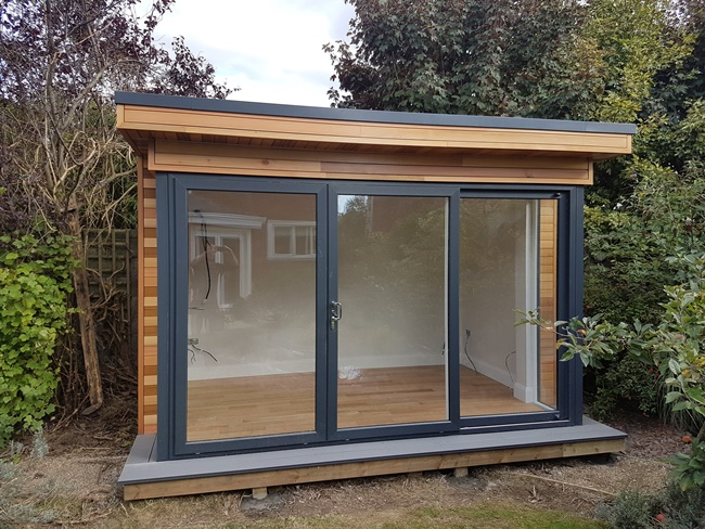 dublin garden rooms