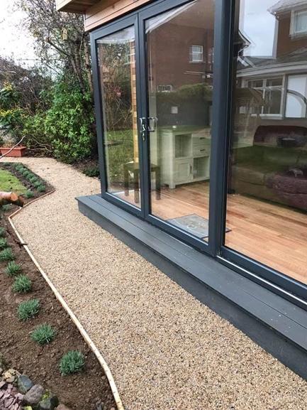 dublin garden room